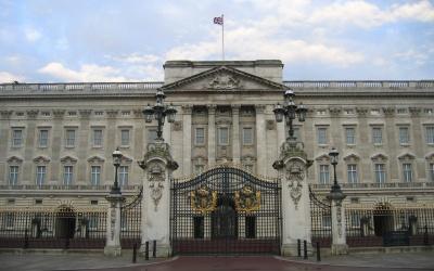 UK_BUCKINGHAM PALACE