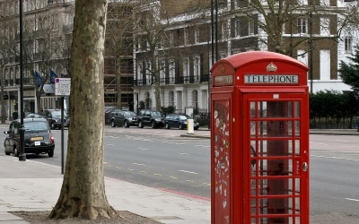 LONDRA - TELEFONO
